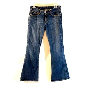 Lucky Brand Dugarees by Gene Montesano Made in USA